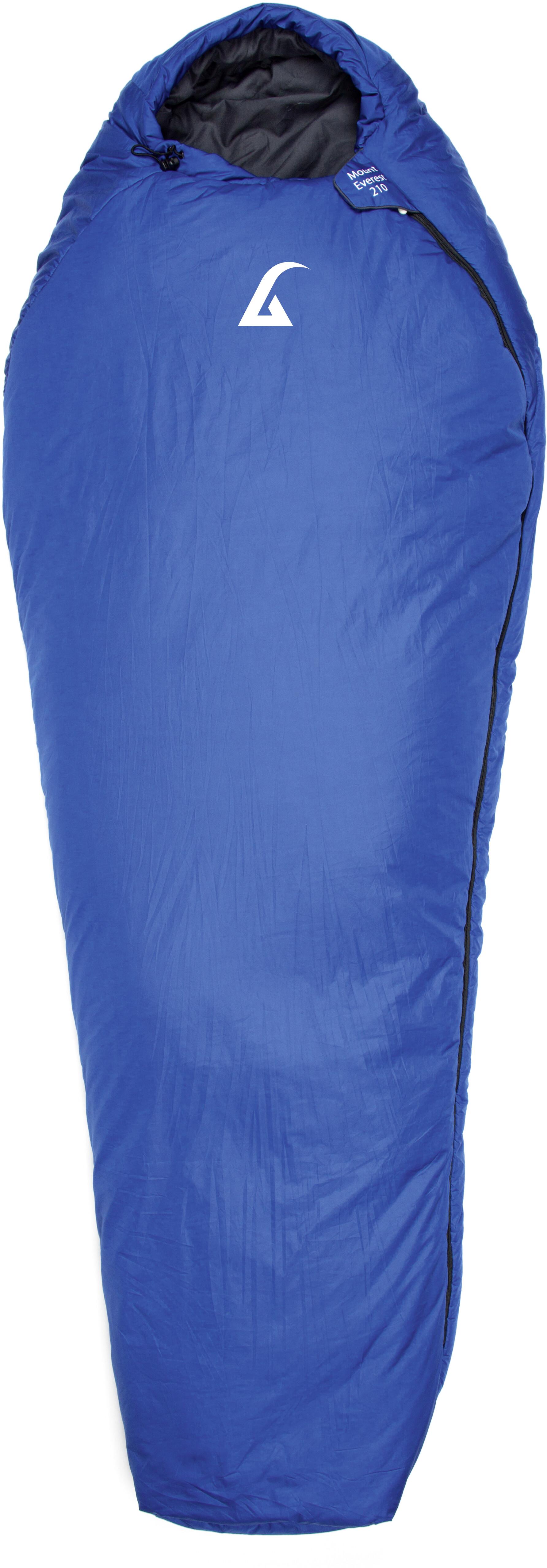 Alvivo Arctic Extreme 200 Polyester Schlafsack blau